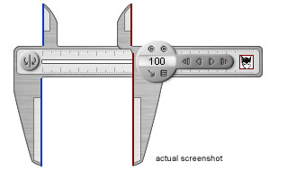 Screen Calipers Mac Edition