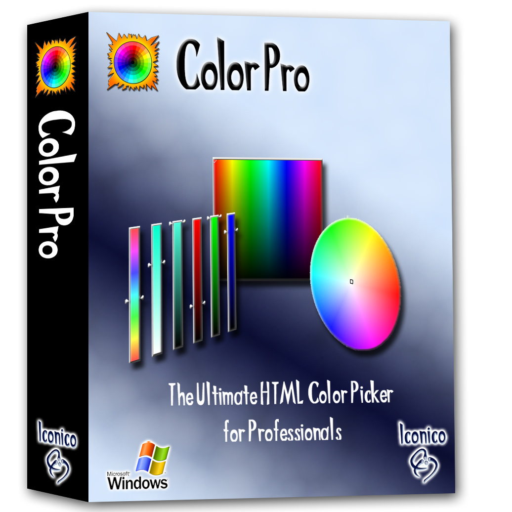 colorpic the desktop colorpicker software
